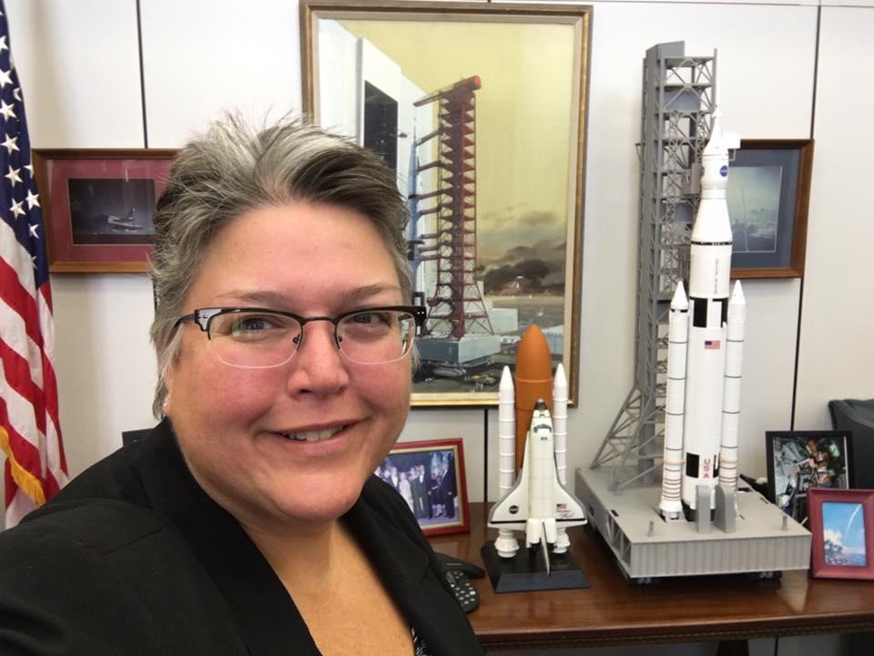 Ann Adair in Sen. Bill Nelson's office